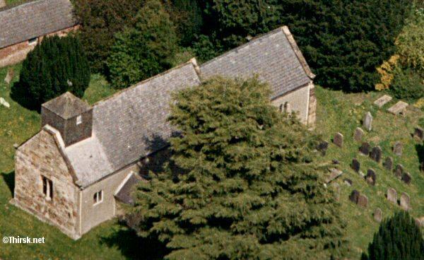 St Wilfrid's Church South Kilvington North Yorkshire