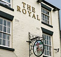 Royal Hotel Market Place Thirsk