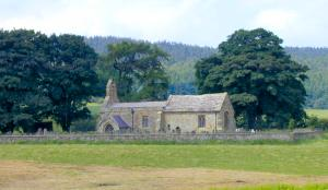 St Mary's Church Over Silton North Yorkshire