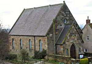 Borrowby Methodist Church 1878 Thirsk North Yorkshire