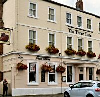 The Three Tuns Hotel Thirsk Wetherspoons