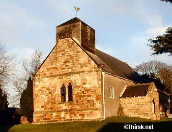 St Wilfrid's church South Kilvington Thirsk