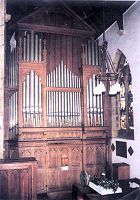 The Waicker Organ in St Felix Church, Felixkirk