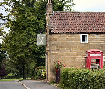 Gold Cup Inn Nether Silton North Yorkshire