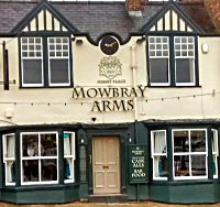 Mowbray Arms Market Place Thirsk North Yorkshire