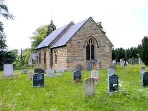 All Saints Church Nether Silton North Yorkshire