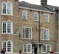 Golden Fleece Hotel Thirsk North Yorkshire