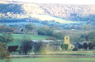 St Mary's Church Leake Church Knayton Thirsk North Yorkshire