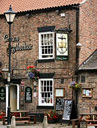 Crown and Anchor Sowerby Thirsk North Yorkshire